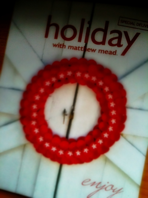Holiday w mm