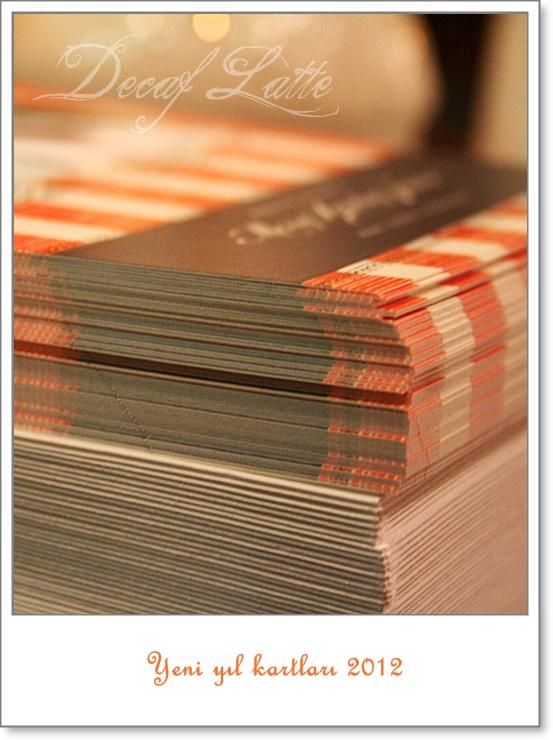 Xmas cards 2012