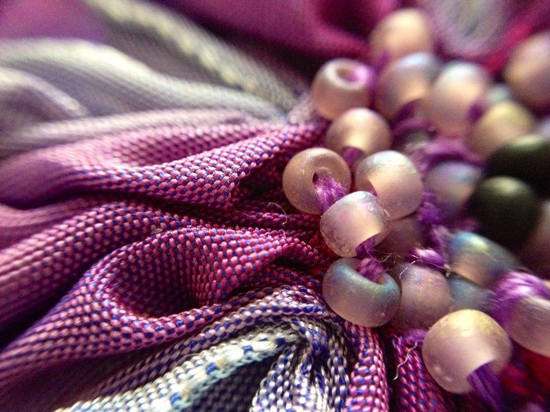 Bead detail